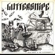 Guttersnipe (US): Train Wreck In The Discotheque !!!