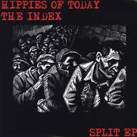 Hippies Of Today / The Index: Hippies Of Today / The Index Split Ep