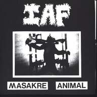 I.A.F./Under Threat: Masakre Animal / Under Threat