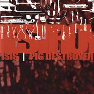 Isis (6) / Pig Destroyer: Isis / Pig Destroyer