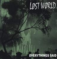 Lost World (2): Everything's Said