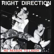 Right Direction (2): No Reason To Laugh E.P.