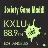 Society Gone Madd: KXLU 88.9 FM Live! Los Angeles