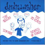 Various: Dishwasher - Music To Wash Dishes By - Volume 1