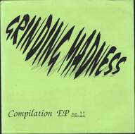 Various: Grinding Madness (Compilation EP No. II)