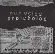 Various: Our Voice Pro-Choice