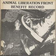Wornout / X-Large (7): Animal Liberation Front Benefit Record