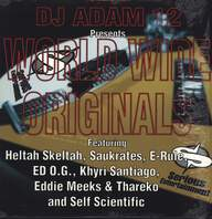 DJ Adam 12: Presents World Wide Originals