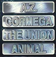 Az/Cormega/The Union (3)/Animal (2): Let's Live / Killer Instinct