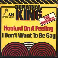 Jonathan King: Hooked On A Feeling