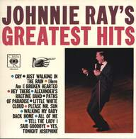 Johnnie Ray: Johnnie Ray's Greatest Hits