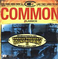Common: One-Nine-Nine-Nine / Like They Used To Say