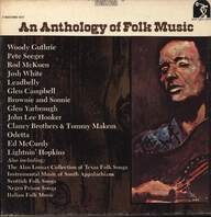 Various: An Anthology Of Folk Music