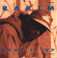 Rakim: Heat It Up