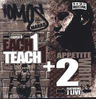 Iomos Marad: Each 1 Teach 1 / Appetite 2 Write