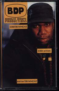 Boogie Down Productions: Edutainment