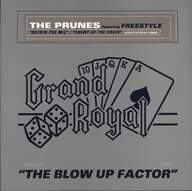 The Prunes/Freestyle (4): Blow Up Factor Vol.4