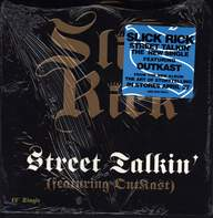 Slick Rick: Street Talkin' / I Own America