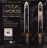 GZA/Ras Kass/Casual/Rock Marciano/Tragedy Khadafi/Vordul Mega: Lyrical Swords / Think Differently