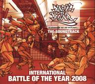 Various: International Battle Of The Year 2008 The Soundtrack