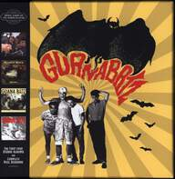The Guana Batz: Original Albums And Peel Sessions Collection