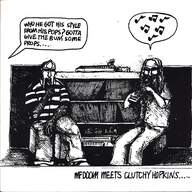 Mf Doom/Clutchy Hopkins: MF Doom Meets Clutchy Hopkins....