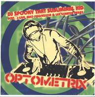 DJ Spooky: Optometrix