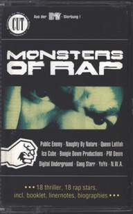 Various: Monsters Of Rap
