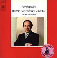 Pierre Boulez / Béla Bartók / The New York Philharmonic Orchestra: Concerto For Orchestra