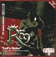 "Cocoa Brovaz/Royce Da 5'9 "": Get Up / Let's Grow"