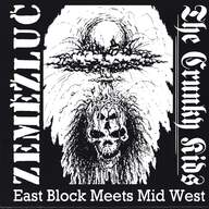 The Crunky Kids/Zemezluc: East Block Meets Mid West; Split