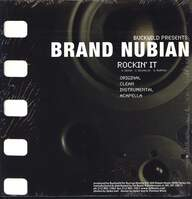 Brand Nubian/D.I.T.C.: Rockin' It / Spend It