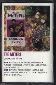 The Meters: Look-Ka Py Py