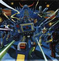Alien Nation (2): Return To Cybertron / Unicron