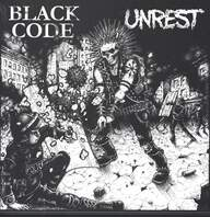 Black Code (3) / Unrest (5): Black Code / Unrest