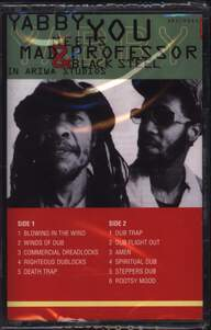 Yabby You/Mad Professor/Black Steel: In Ariwa Studios
