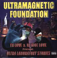 Ultramagnetic Mc's: Ultra Laboratory Stories