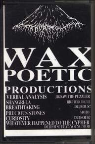Wax Poetic Productions: Label Compilation 2000