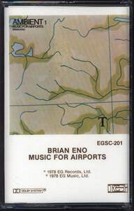Brian Eno: Ambient 1 (Music For Airports)