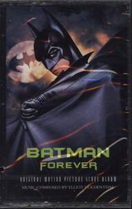 Elliot Goldenthal: Batman Forever: Motion Picture Score Album