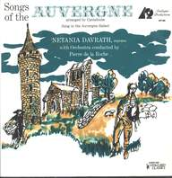 Joseph Canteloube/Netania Davrath/Pierre De La Roche: Songs Of The Auvergne