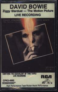 David Bowie: Ziggy Stardust - The Motion Picture