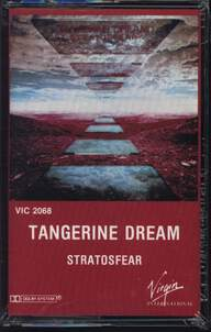 Tangerine Dream: Stratosfear