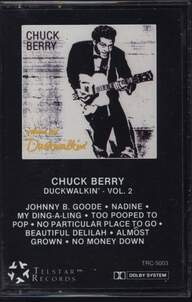 Chuck Berry: Duckwalkin' - Vol. 2