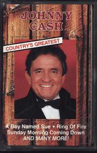 Johnny Cash: Country's Greatest