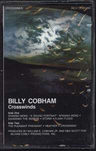 Billy Cobham: Crosswinds