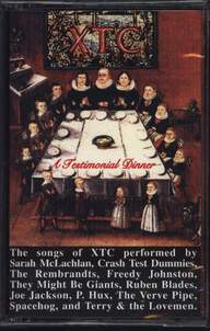 Various: A Testimonial Dinner - The Songs Of XTC