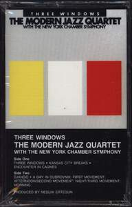 The Modern Jazz Quartet/New York Chamber Symphony: Three Windows
