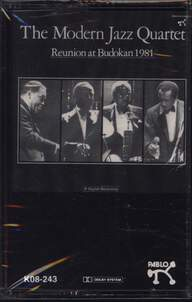 The Modern Jazz Quartet: Reunion At Budokan 1981