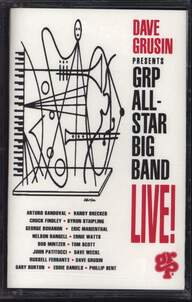 Dave Grusin/GRP All-Star Big Band: Live!